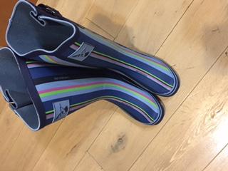 新しい長靴